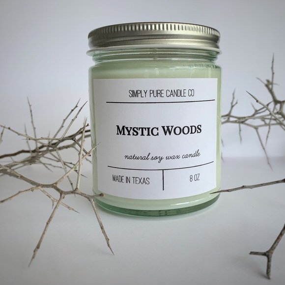 *NEW* Soy wax candle